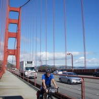 1500 Miles into San Francisco