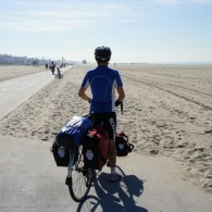LA Beach Bike Paths