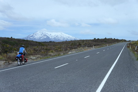 Cycling New Zealand North Island