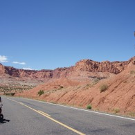 Towards Capitol Reef NP
