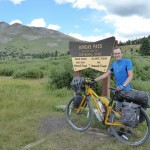 Boreas Pass, another divide crossing ticked off