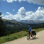 Boreas Pass and the snowy Rockies